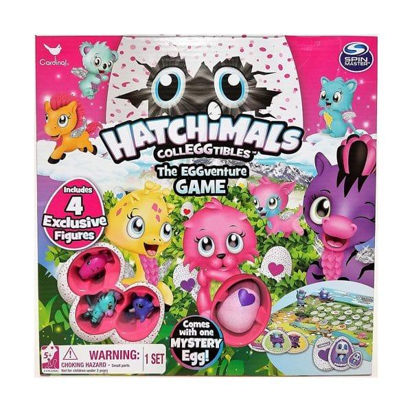 Hatchimals The Eggventure Game