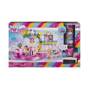 Popteenies Poptastic Party Playset with Confetti