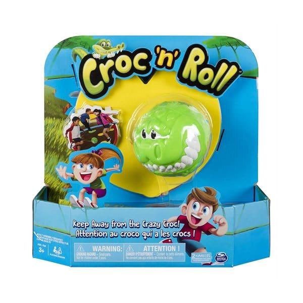 Croc N Roll Game