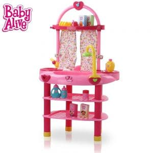 Baby Alive Kitchen Set