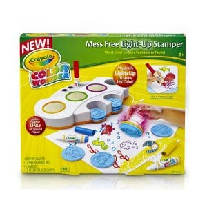 Color Wonder Mess Free Light Up Stamper