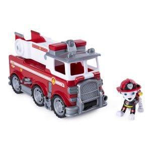 Paw Patrol Marshal with Firetruck