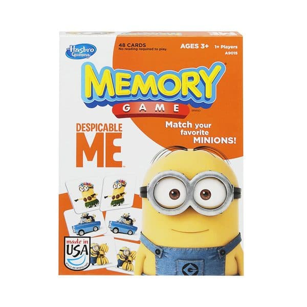 Minions Memory Game  Despicable Me
