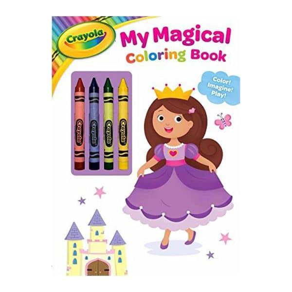 Crayola My Magical Coloring Book