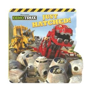 Dinotrux Just Hatched