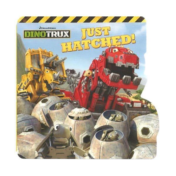Dinotrux Just Hatched