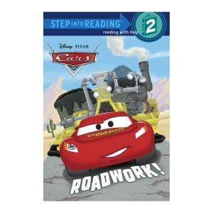 Disney Pixar Cars Roadwork Step into Reading  Step 2