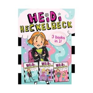 Heidi Heckelbeck 3 Books in 1 - Has a secret Casts a spell The cookie contest