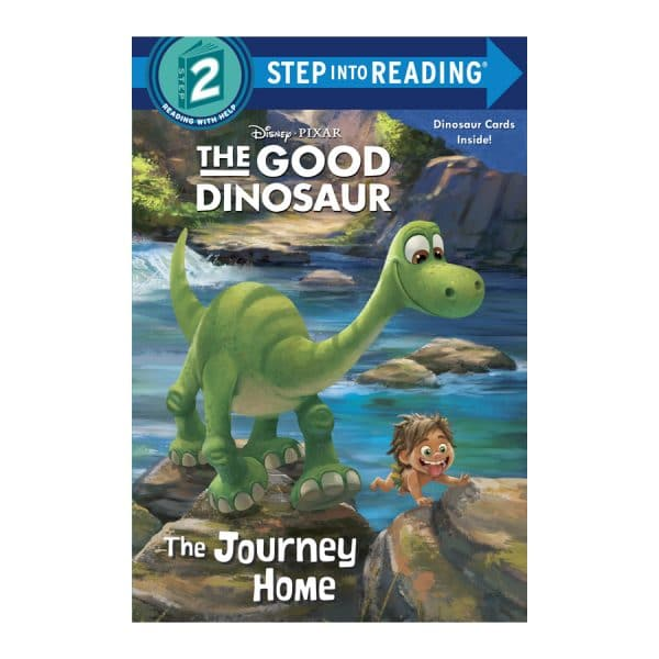 The Journey Home The Good Dinosaur Step 2 Step into Reading