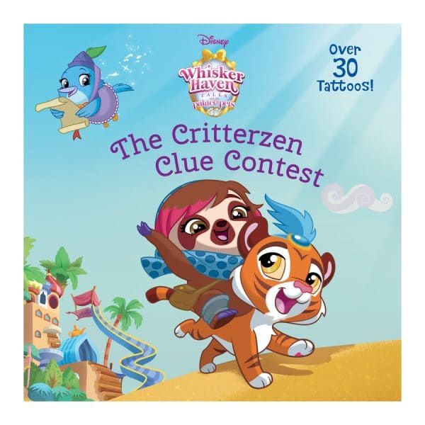 Disney Whisker Haven Tales The Critterzen Clue Contest