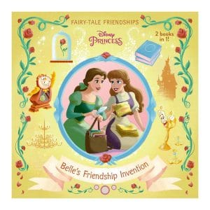Belles Friendship Invention Tianas Friendship Fix-Up 2 Books in 1
