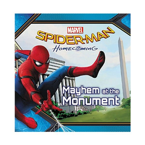 Spider Man Mayhem at the Monument Homecoming