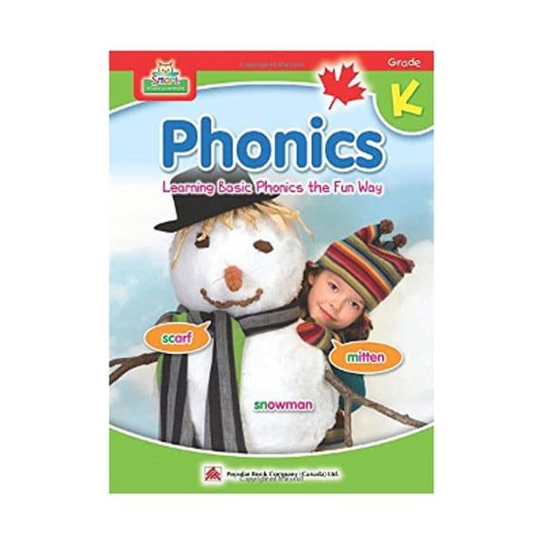 Phonics Grade K Smart Early Learning