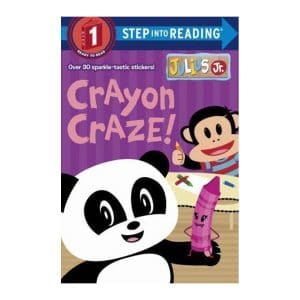 Julius Jr Crayon Craze Step into Reading Step 1