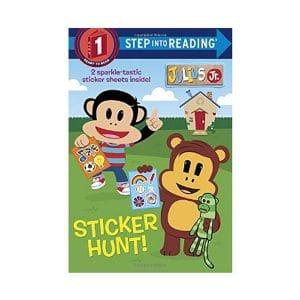 Sticker Hunt Step into Reading Step 1