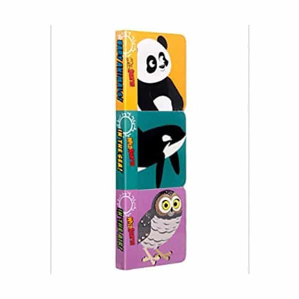 Wild Kratts Boxy Book Set