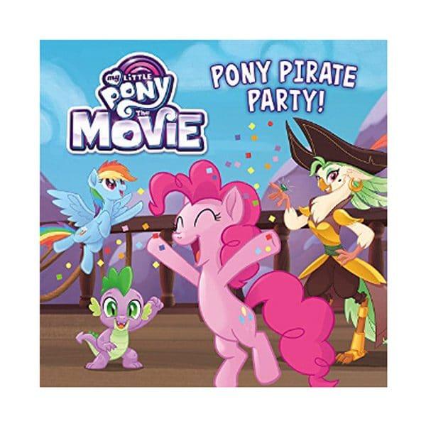 Pony Pirate Party My Little Pony The Movie