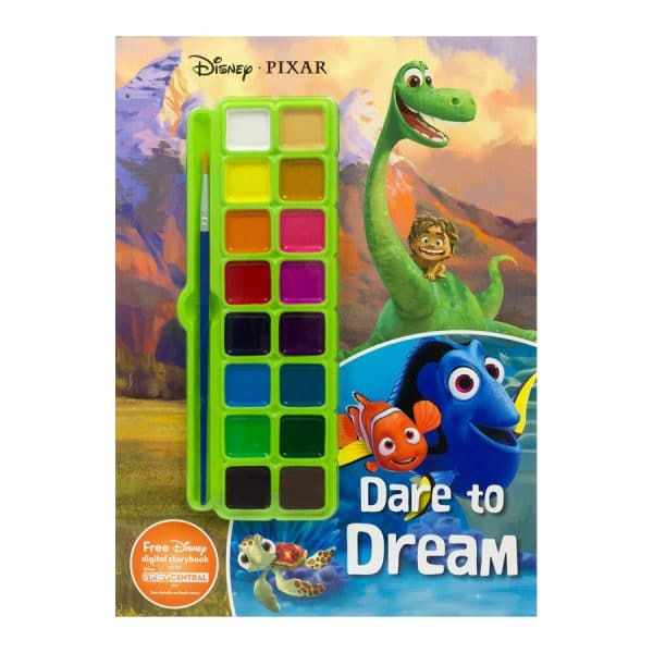 Dare to Dream with Paint Palette