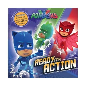 PJ Masks Ready for Action