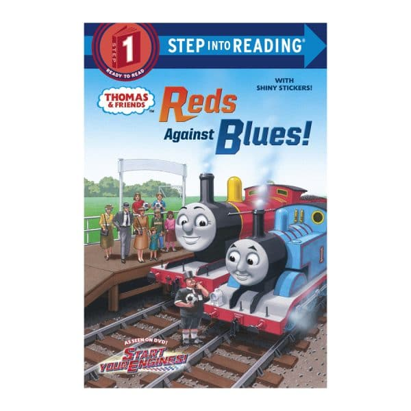 Thomas and Friends Reds Against Blues