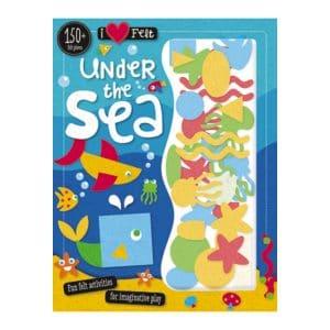 I Love Felt Under the Sea