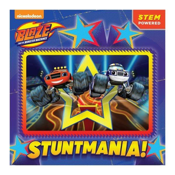 Blaze and the Monster Machines Stuntmania