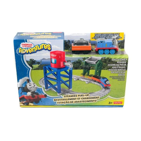 Thomas and Friends Steamies Fuel Up