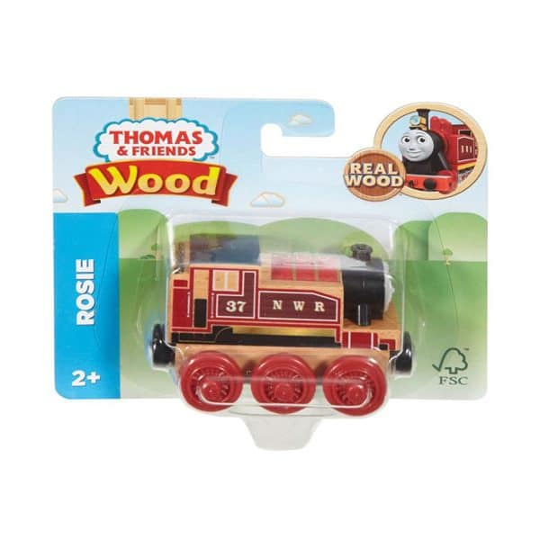Thomas and Friends Wood Rosie Engine