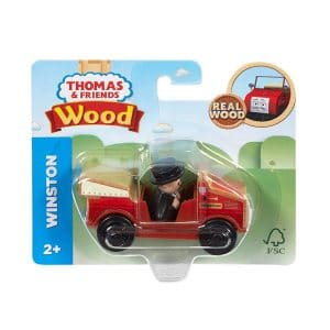 Thomas and Friends Wood Winston Engine