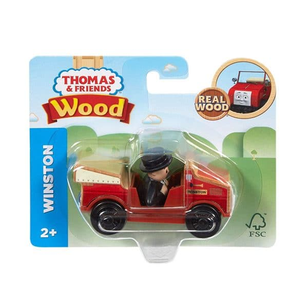 Thomas and Friends Wood Winston  Engine