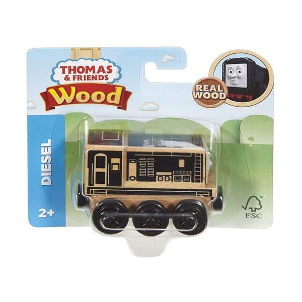 Thomas and Friends Wood Diesel Engine