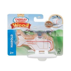 Thomas and Friends Wood Harold Helicopter