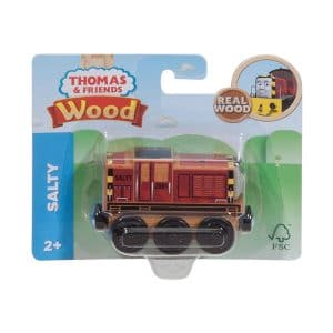 Thomas and Friends Wood Salty Engine