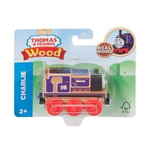 Thomas and Friends Wood Charlie Engine