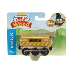 Thomas and Friends Wood Diesel 10 Engine