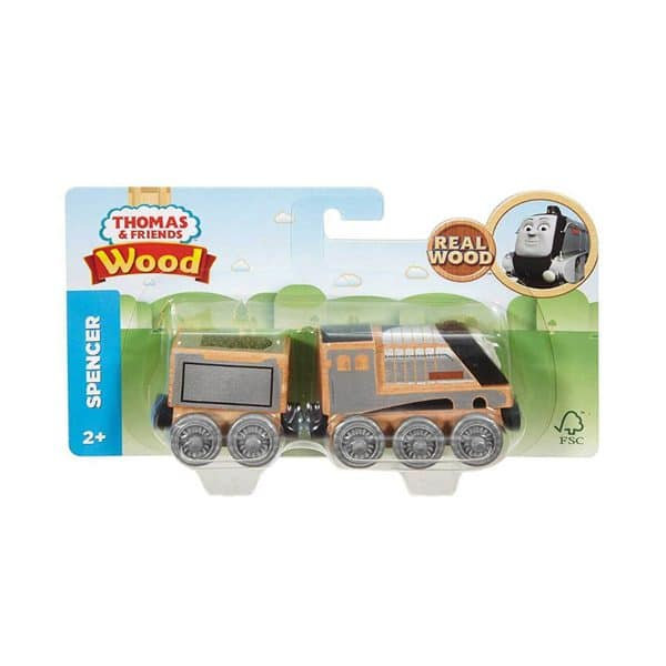 Thomas and Friends Wood Spencer Engine