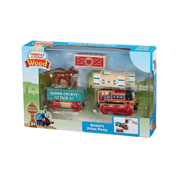 Thomas and Friends Rosies Prize Pony