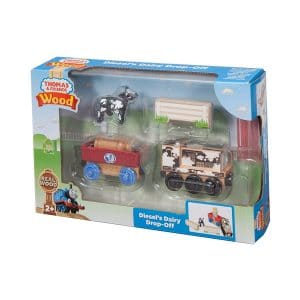 Thomas and Friends Diesel's Dairy Drop-Off