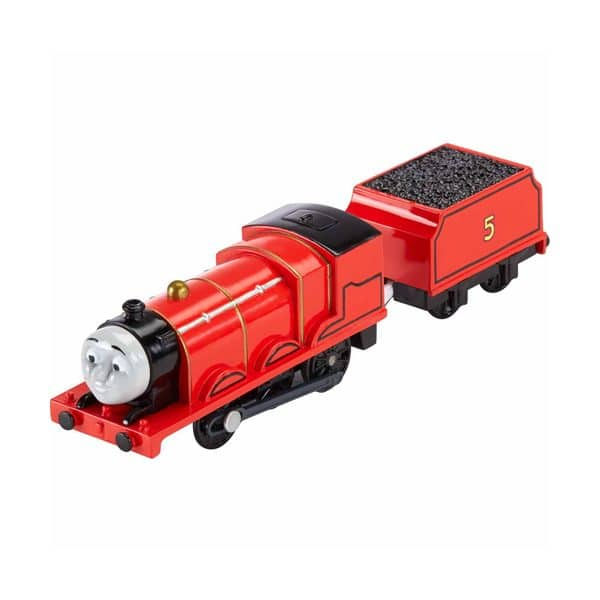 Thomas and Friends Talking James Motorized Action Engines