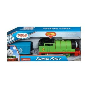 Thomas and Friends Talking Percy Motorized Action Engines