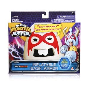 Massive Monster Mayhem Robro Inflatable Bash Armor
