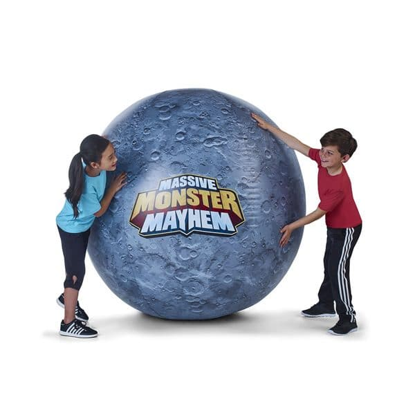 Massive Monster Mayhem Massive Moon Battle Ball