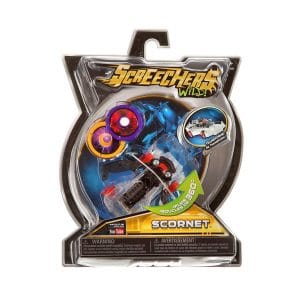 Screechers Wild 360 Flip Scornet Toy Car Vehicle