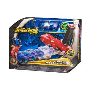 Screechers Wild Screecher Speed Launcher Vehicle