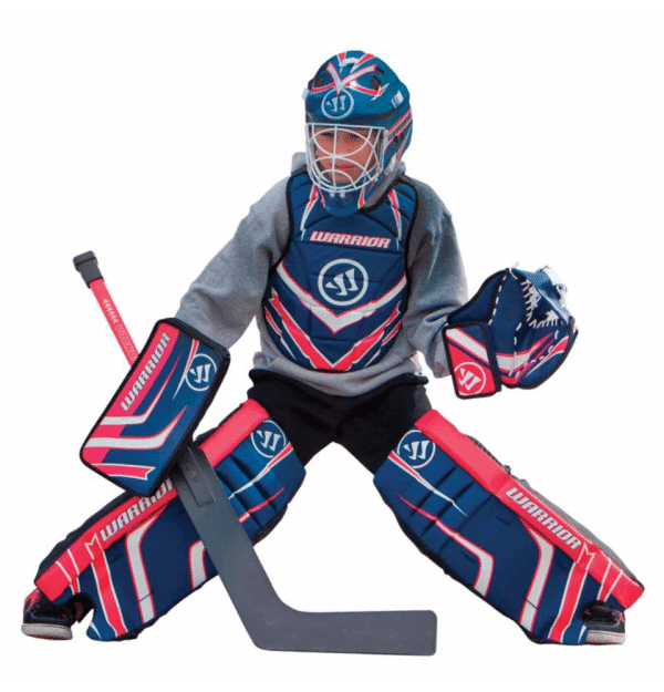 Warrior Kids Hockey Goalie Equipment