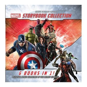 Storybook Collection Marvel Cinematic Universe Storybook Collection
