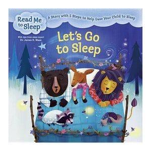 Lets Go to Sleep Read me to Sleep