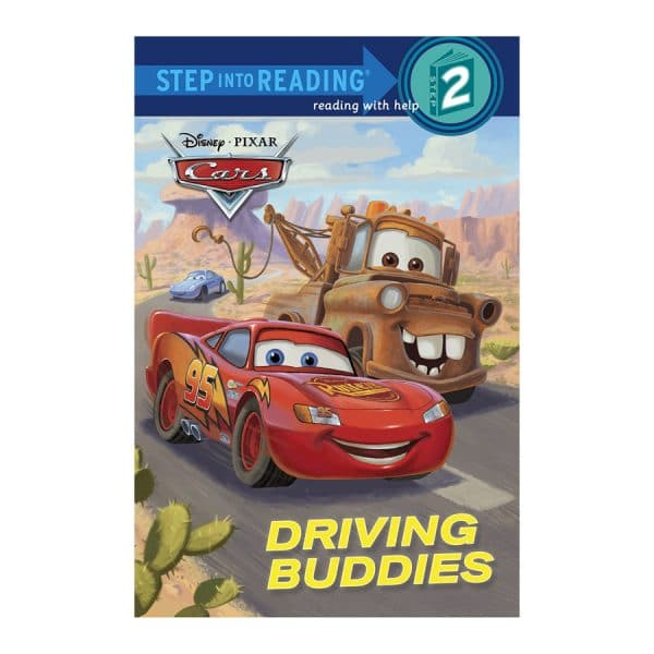 Driving Buddies Step Into Reading Level 2