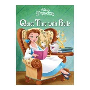 Disney Princess Quiet Time with Belle