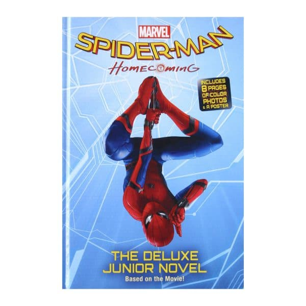Spider Man Homecoming The Junior Novel